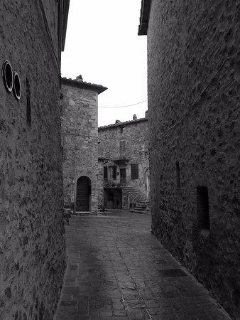San Gusme, Italia: San Gusmè (Italia). Calma e tranquillità.