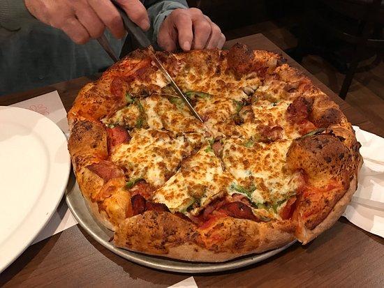 Crabtree Pizzeria Joliette Avis Restaurant Numéro De