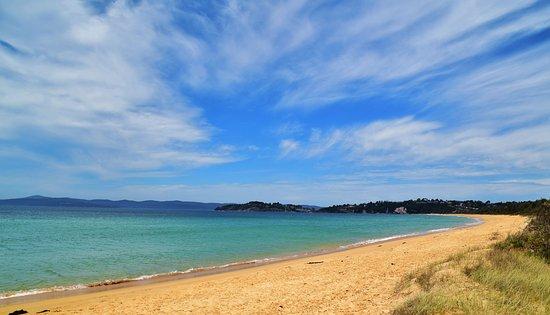 Eden Gateway Holiday Park: Aslings Beach