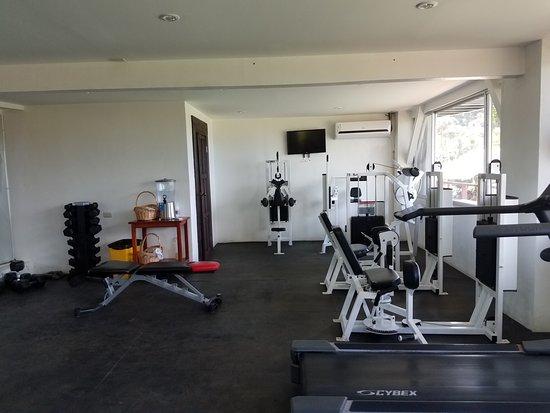 BEST WESTERN Tamarindo Vista Villas: gym