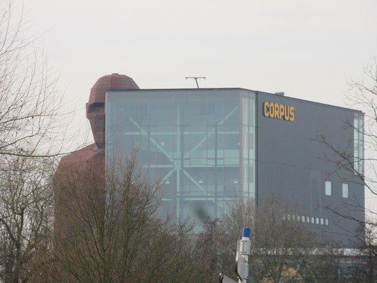 Oegstgeest, เนเธอร์แลนด์: Gebouw Corpus