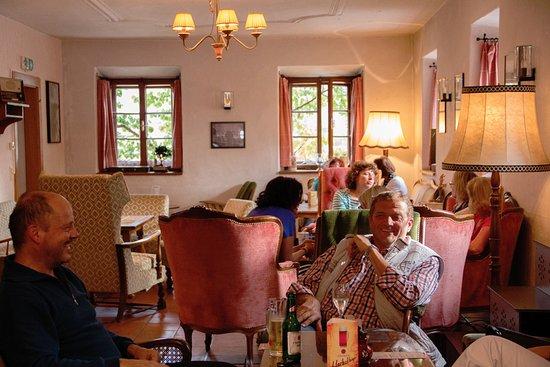 Piesendorf, Austria: gemütliche wohnZimma Atmosphäre