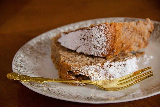 Piesendorf, Austria: selbstgemachter Kuchen schmeckt doch am besten