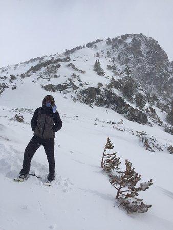 Idaho Springs, CO: Snow Shoe