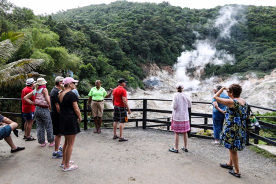 Cosol Tours: Volcano crater