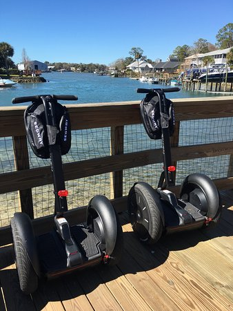Crystal River Segway Tours