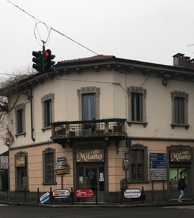 Lissone, Italy: Bar Milano