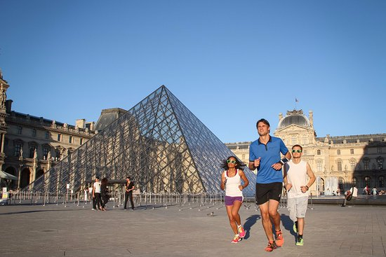 Go! Running Tours Paris