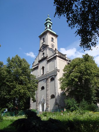 The Lutheran Parish Church of Jesus