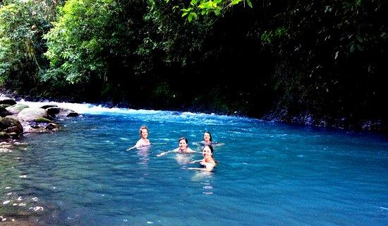 Национальный парк Вулкан Тенорио, Коста-Рика: Rio Celeste