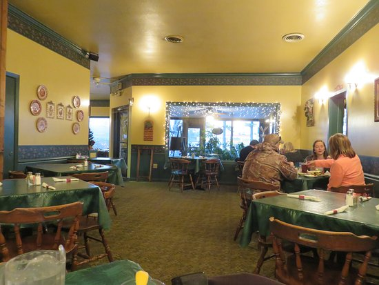 Vonore, TN: Dining Area - Countryside Restaurant