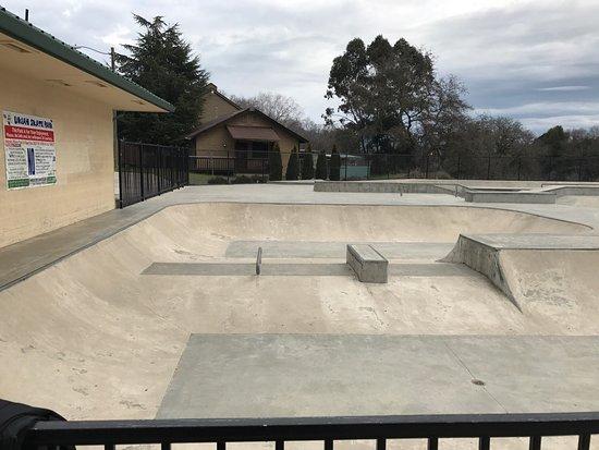Ukiah, Californie : January 2017