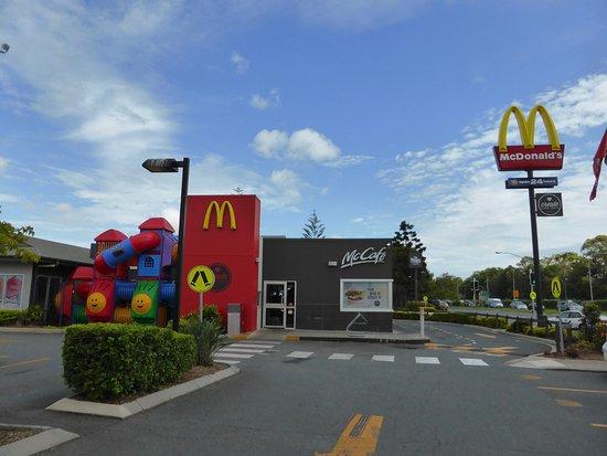 McDonalds Elanora