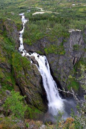 Eidfjord Municipality, Noruega: Voringsfossen 03