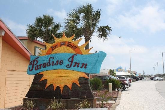 Paradise bar and grill pensacola beach menu prices for Paradise motor inn prices