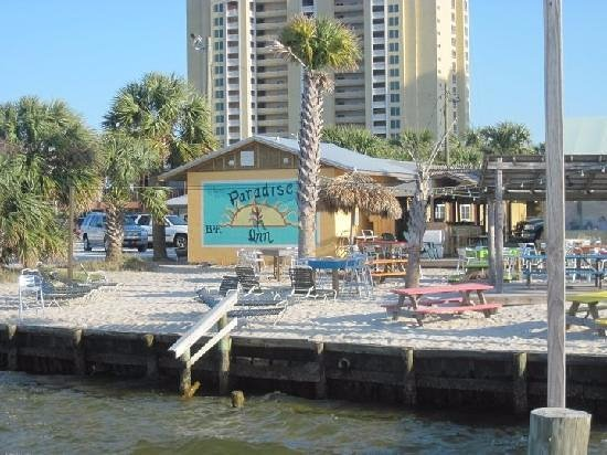 Paradise Bar and Grill Picture