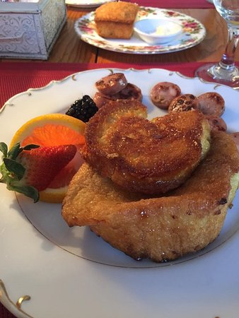 Creekside Inn at Sedona: Main course of breakfast