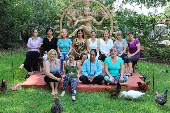 People At The Center Picture Of Houston Yoga Ayurvedic Wellness Center Cypress Tripadvisor