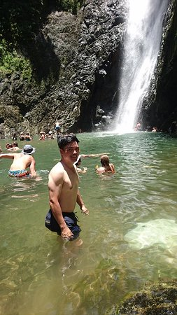 Rivers Fiji - Day Adventures: swim at a refreshing waterfall
