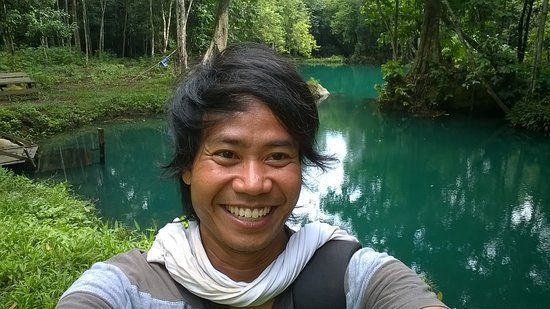 Berau, Indonesien: beautiful Nyadeng Lake