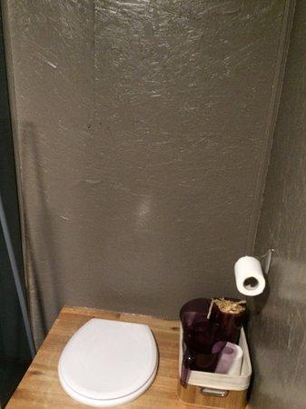 Toilettes sèches - Picture of Kaz Insolite, Saint-Louis - TripAdvisor