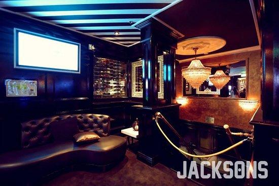 Sugar Bar: jacksons