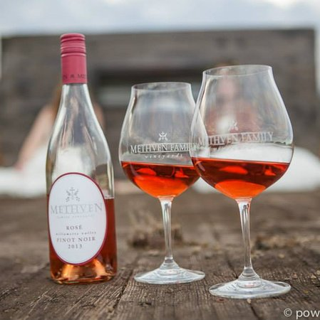 Dayton, OR: Every Season is Rose Season with Methven