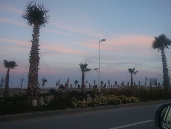 Nador, โมร็อกโก: Nice,beautiful location