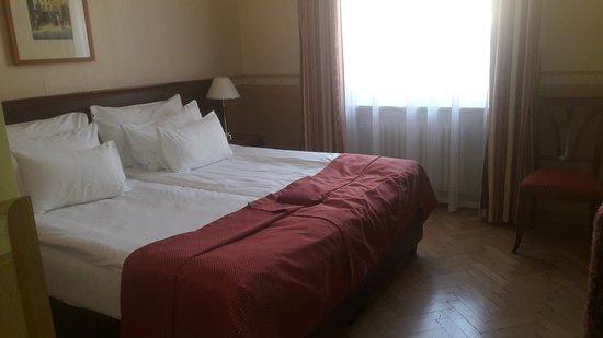 โรงแรมร็อท: The room