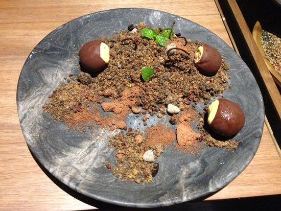 IK Restaurante: Dolce al Cioccolato