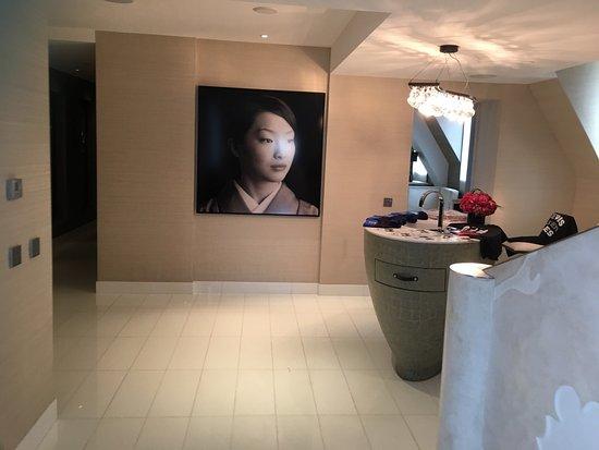 Mandarin Oriental, Paris: Juste une journée dans la Suite Royale Orientale pour se croire dans le conte des 1001 nuits!  T