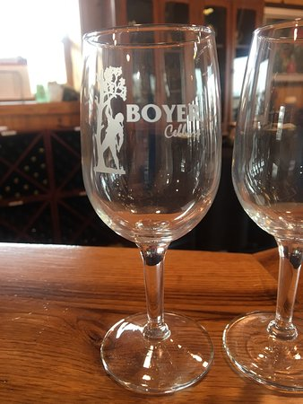 Biglerville, Pennsylvanie : Wine, cheese, & cracker tasting