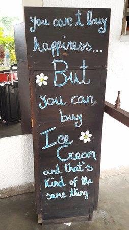 That's Amore Italian Gelato, Crepes & Waffles: Completamente de acuerdo con esta afirmación