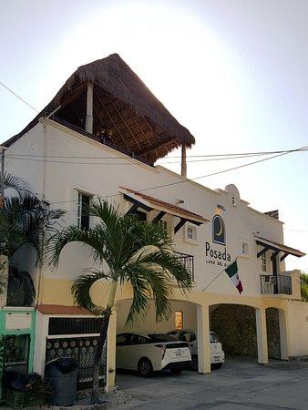 Posada Luna del Sur: facade