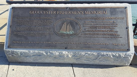 Fishermen's Memorial Monument: The Fishermen's Memorial