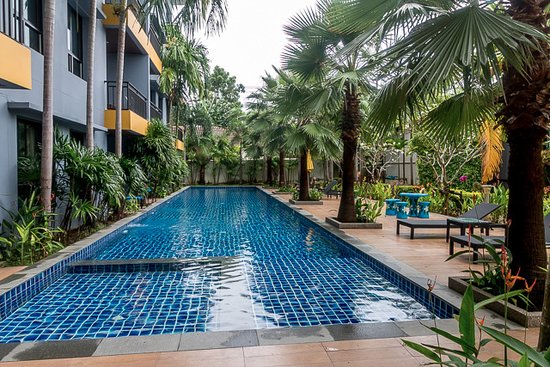 Anchan Boutique Hotel: Hotel pool