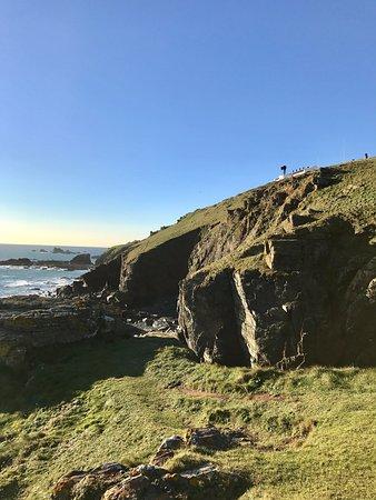 The Lizard and Kynance Cove: Beautiful hike