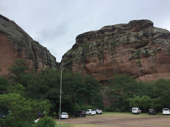 Las grutas de Ongamira