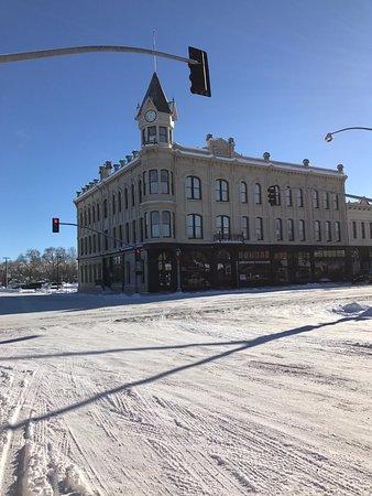 جيسير جراند هوتل: Winter in Baker City