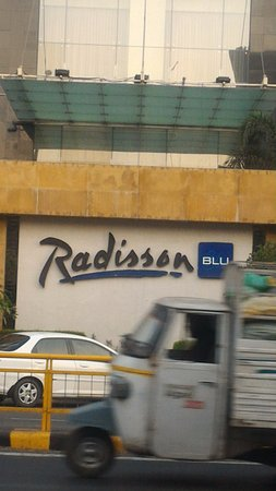 Radisson Blu Hotel Ahmedabad Photo