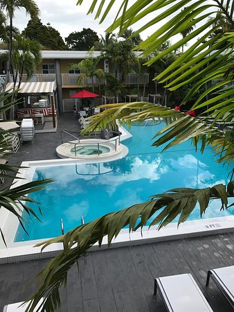 BEST WESTERN Hibiscus Motel: Pool st Best Western Hibiscus
