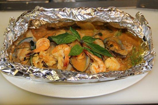 Lebanon, TN : Steamed Seafood