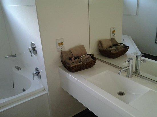Auckland Newmarket Motel: Bathroom