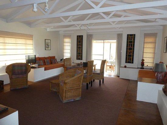 Louis Trichardt, Afrika Selatan: Lounge area