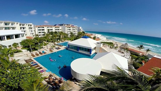 Solymar Cancun Beach Resort Pool