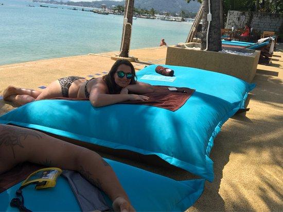 Blu' Beach Bungalows: photo0.jpg