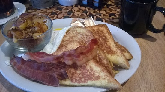 Brittany's Food and Spirit: French Toast