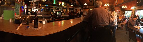 Crosslake, MN: Cedar chest restaurant and bar