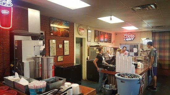 Burleson, Teksas: Mojo's TexMex Smokehouse and Grill