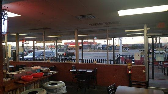 Burleson, TX: Mojo's TexMex Smokehouse and Grill